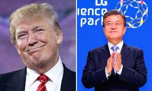Lời tán tụng có thể làm sụp đổ cuộc gặp Trump - Kim