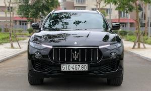 Maserati Levante - chất thể thao mới cho đại gia Việt