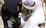Câu chuyện sau 'bức ảnh đẹp nhất' trong đám cưới Hoàng tử Harry