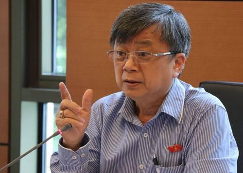Ông Trương Trọng Nghĩa, đại biểu Quốc hội TP HCM. Ảnh: Võ Hải