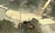 Pháo phản lực 'quái vật' Syria tung đòn khiến IS đầu hàng