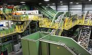 Nhà máy phân loại rác lớn nhất nước Mỹ
