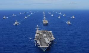 Thế giới ngày 24/5: Mỹ phản đối Trung Quốc quân sự hóa Biển Đông, rút lời mời tập trận