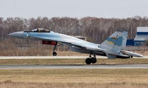 Nga bàn giao 10 tiêm kích Su-35 cho Trung Quốc trong năm nay