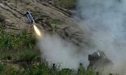 Ukraine lần đầu bắn thử tên lửa 'sát thủ diệt tăng' được Mỹ cung cấp