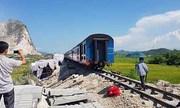 Đường sắt Bắc Nam thông tuyến sau tai nạn tàu SE19