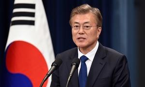 Hàn Quốc họp khẩn sau khi Trump tuyên bố hủy gặp Kim Jong-un