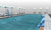 Nguy cơ nhiễm vi khuẩn và ký sinh trùng từ bể bơi công cộng