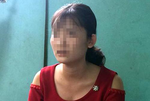Nữ sinh lớp 9 tố cáo bị phó công an xã vào nhà sàm sỡ. Ảnh: Vĩnh Nam.
