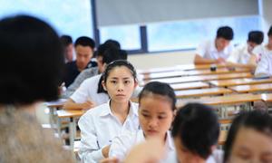 Gần 80.000 học sinh Hà Nội tham gia thi THPT quốc gia