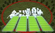 Thùng chứa nước nhiễm xạ ở Fukushima sắp đầy