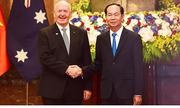 Việt Nam - Australia cùng quan ngại về an ninh biển ở khu vực