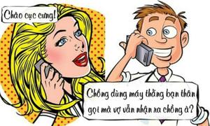'Tình yêu của vợ và điện thoại thằng bạn thân' hot nhất tuần qua