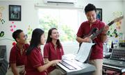 Hơn 1.000 học sinh VAS được hướng nghiệp từ lớp 8 đến lớp 12