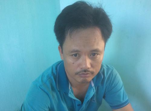 Nguyễn Đức Hùng - người cầm đầu tổ chức đánh bạc. Ảnh: C.A.