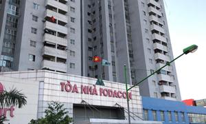 Toà nhà Fodacon từng bị phạt vì không đảm bảo phòng cháy