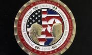 Nhà Trắng giảm giá đồng xu kỷ niệm sau khi cuộc gặp Trump - Kim bị hủy