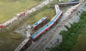 Diễn biến vụ tai nạn tàu hỏa ở Thanh Hóa