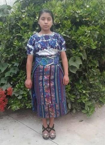 Claudia Patricia Gomez Gonzales bị bắn chết khi đang tìm cách nhập cư vào Mỹ. Ảnh: Facebook.
