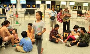 Cục Hàng không thay 'chậm huỷ chuyến' thành 'bay chưa đúng giờ'