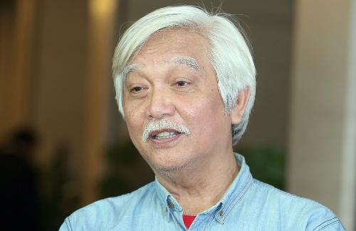 Ông Dương Trung Quốc - đại biểu Quốc hội tỉnh Đồng Nai. Ảnh: TN