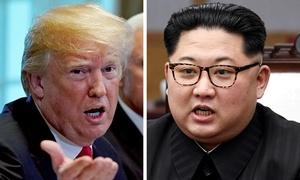 Đội tiền trạm Mỹ sắp tới Singapore chuẩn bị cho hội nghị với Triều Tiên