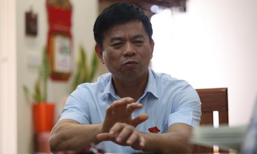 Thiếu tướng Nguyễn Thanh Hồng, Uỷ viên thường trực Uỷ ban Quốc phòng và An ninh. Ảnh: Gia Chính