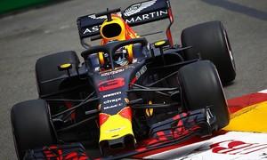 Ricciardo về nhất, bỏ xa Vettel và Hamilton ở Monaco