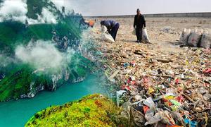 10 con sông đưa nhiều rác thải nhựa xuống biển nhất thế giới