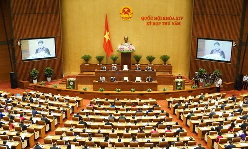 Quốc hội thảo luận việc sử dụng vốn, tài sản Nhà nước tại doanh nghiệp