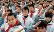 Cậu bé Trung Quốc gây sốt khi nói 'có tiền thì có tất cả'