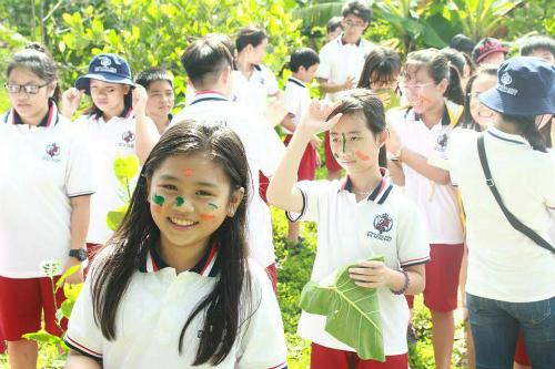 Chương trình hè sẽ giúp học sinh vừa được vui chơi, vừa có những bài học bổ ích.