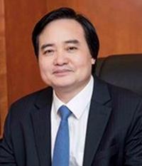 Bộ trưởng Giáo dục và Đào tạo Phùng Xuân Nhạ. Ảnh: Bộ Giáo dục.