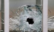 Trụ sở Toà án An Giang dính nhiều vết đạn bi bắn chim