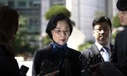 Vợ chủ tịch Korean Air bị cảnh sát thẩm vấn, liên tục nói xin lỗi