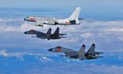 Cựu quan chức Đài Loan nói Trung Quốc chưa đủ sức đấu với Mỹ