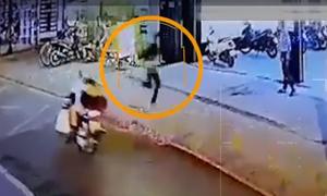 Ba người dân bị đâm khi truy đuổi cướp ở TP HCM