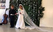 Ảnh cưới của Hoàng tử Harry và Meghan phiên bản nhí