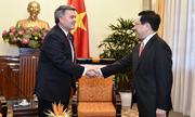 Thượng nghị sĩ Mỹ đề nghị Việt Nam cùng duy trì hòa bình ở Biển Đông