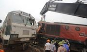 Trưởng ga Núi Thành bị đình chỉ công tác sau vụ tàu hỏa đấu đầu