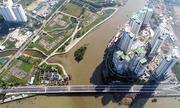 TP HCM khánh thành cầu qua đảo Kim Cương