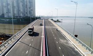 TP HCM khánh thành cầu gần 500 tỷ đồng qua đảo Kim Cương