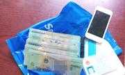Camera tố cáo kẻ trộm 250 triệu đồng ở Sài Gòn