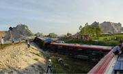 Tai nạn tàu SE19 do lỗi chủ quan của nhân viên gác chắn và lái xe tải