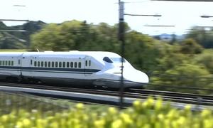 Hai giai đoạn thực hiện dự án đường sắt cao tốc Bắc - Nam