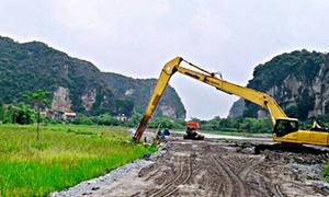 17 năm đội vốn nghìn tỷ của dự án Sào Khê ở Ninh Bình