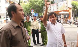 Ông Đoàn Ngọc Hải phạt 70 triệu đồng nhà hàng vi phạm PCCC