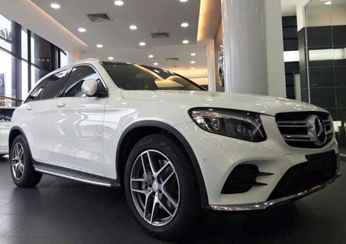 Mercedes GLC 200 hứa hẹn là nhân tố mới thú vị ở phân khúc.
