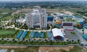 TP HCM khánh thành bệnh viện Nhi Đồng hơn 4.500 tỷ đồng