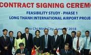 Báo cáo nghiên cứu khả thi dự án sân bay Long Thành sẽ có năm 2019